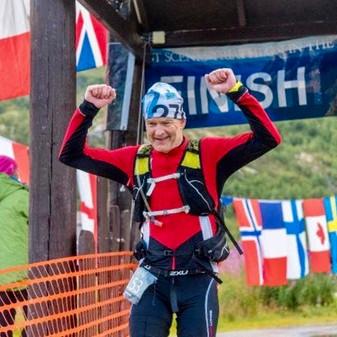 Harald Sørensen, Triathlete, Norway