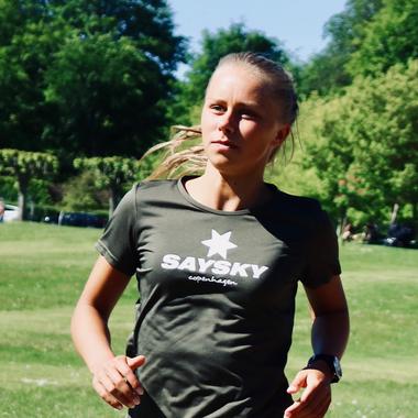Cecilie Klinkov Schou, Runner, Denmark