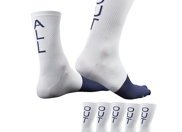 Performance sock - running and cycling