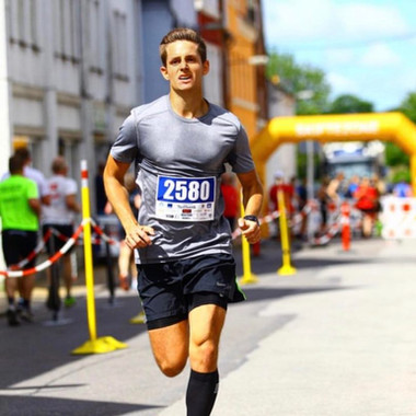 Thomas Beck, Runner, Denmark