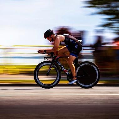 Martin Lang, Triathlete, Denmark