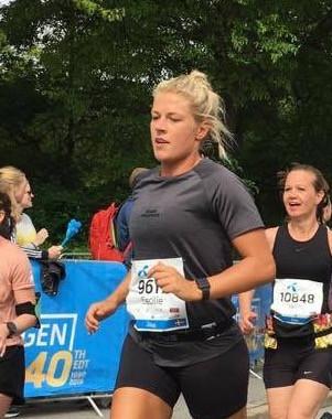 Cecilie Agergaard Sørensen, Runner, Denmark