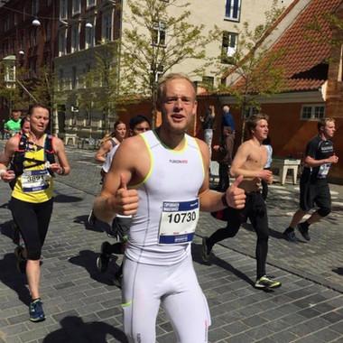 Thomas Holm, Triathlete, Denmark