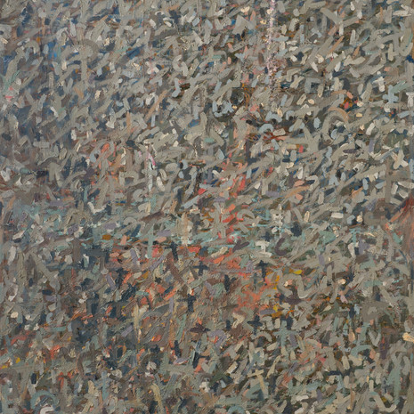 Untitled II, 1995, oil on canvas, 150x11