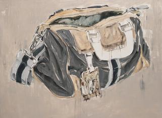 Salvation, 2011, oil on jute canvas, 150x200cm