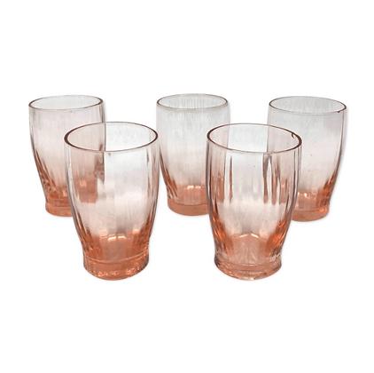Lot de 5 verre à liqueur Rosaline Arcoroc