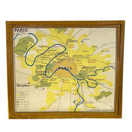 Affiche Paris / Région parisienne