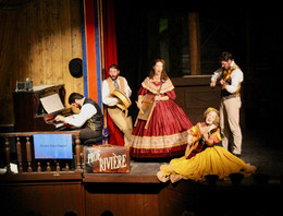 Barkerville - Theatre Royal