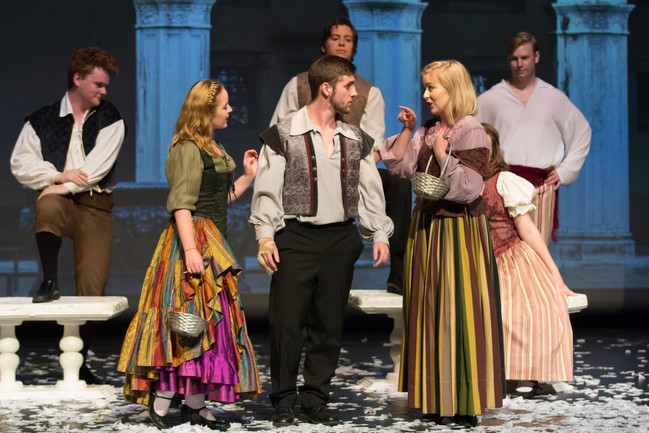 The Gondoliers - Opera NUOVA