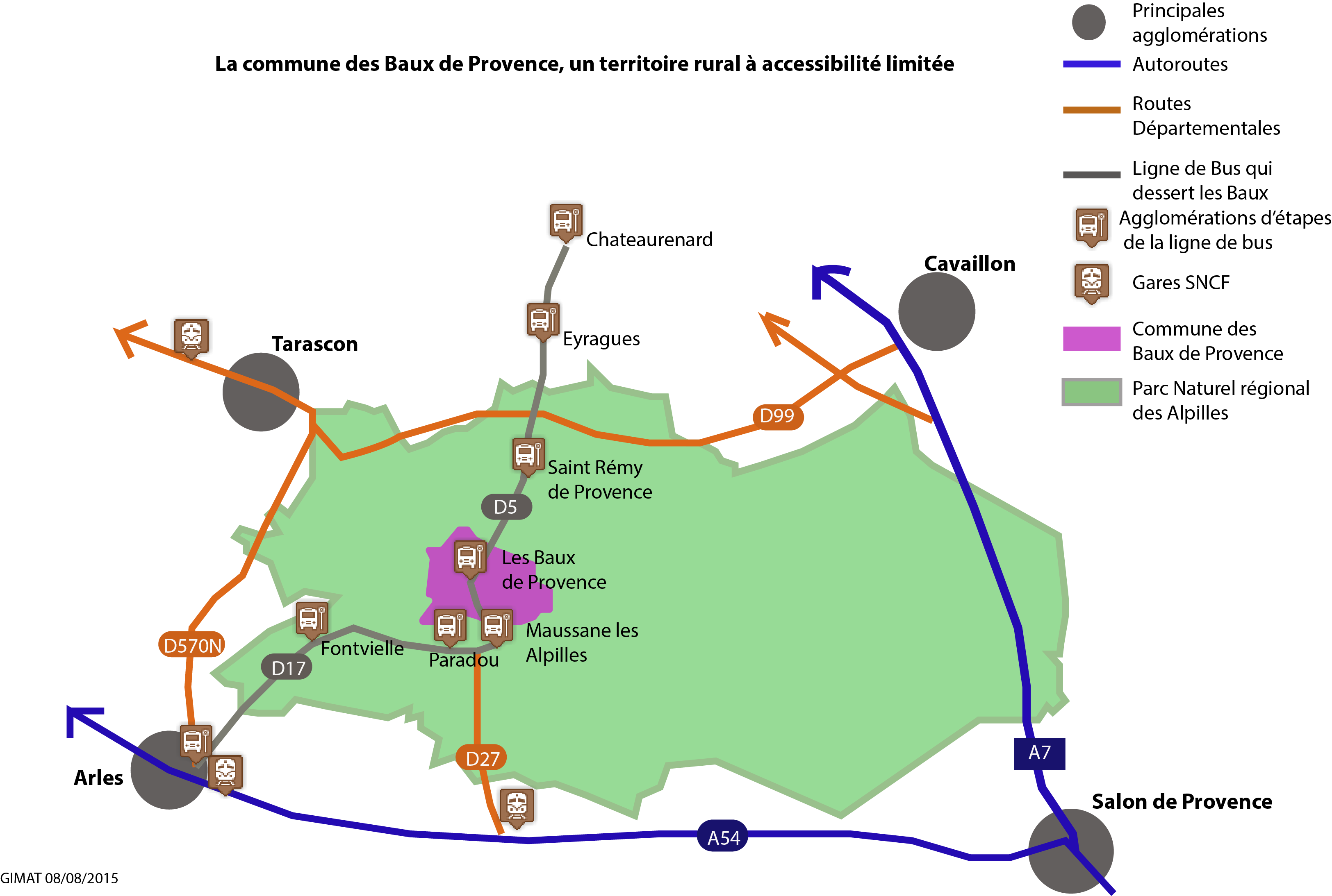 Example schema map