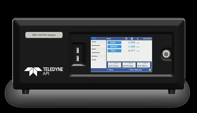 Teledyne API CH4-THC analyser