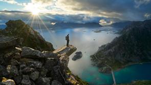Drømmer du om å oppleve spektakulære Lofoten? Nå er muligheten her!