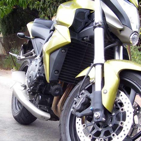 Verde Moto Anteriore