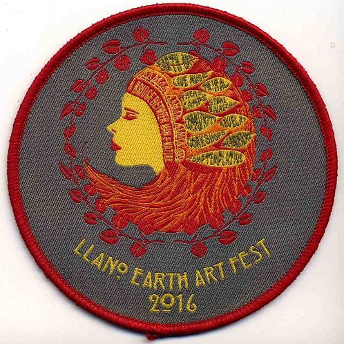 LEAF 2016 Woven Patch LIMITED EDITION