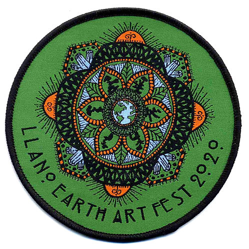 LEAF 2020 Woven Patch