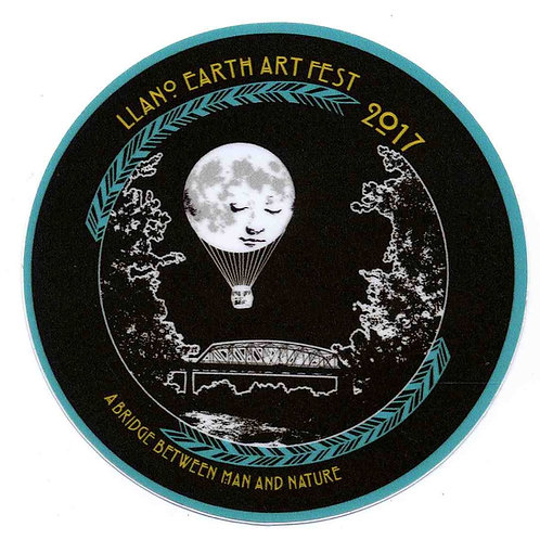LEAF 2017 Vinyl Sticker