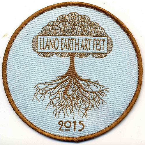 LEAF 2015 Woven Patch LIMITED EDITION