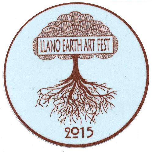 LEAF 2015 Vinyl Sticker