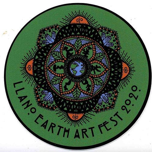 LEAF 2020  Vinyl Sticker