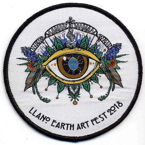 LEAF 2018 Woven Patch LIMITED EDITION
