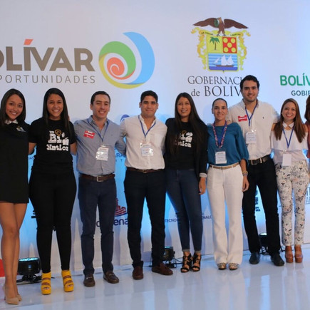 Conecta Bolivar, Gen E. Soraya Oke PR Events