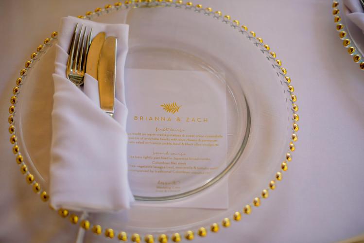 S PR Events , wedding table