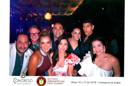 CONGRESO WEDDING PLANNERS INIEP 2018