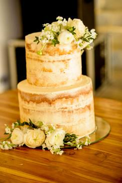 S PR Events , Wedding naked cake