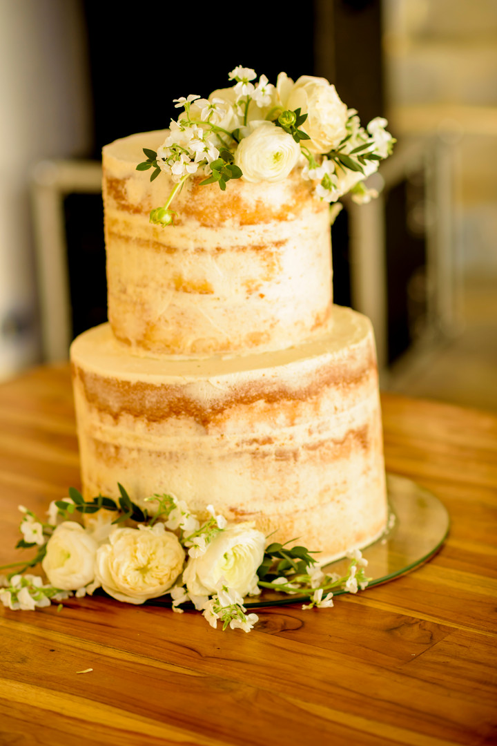 S PR Events , Wedding naked cake
