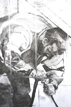 Detail. Under Arm