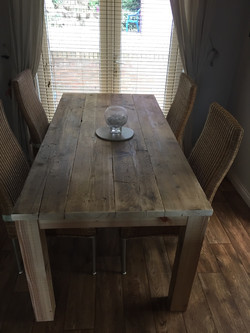 6ft Table Clear