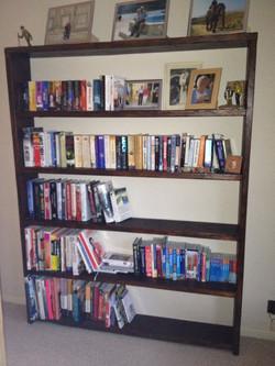 Shelves Dark Oak