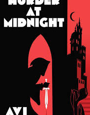 "Review: Avi's book, ""Murder at Midnight"""