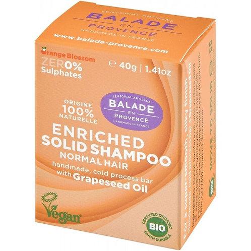 Balade En Provence Enriched Solid Shampoo Bar - 40g