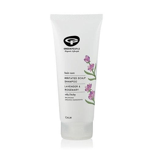 Green People Irritated Scalp Shampoo - 200ml