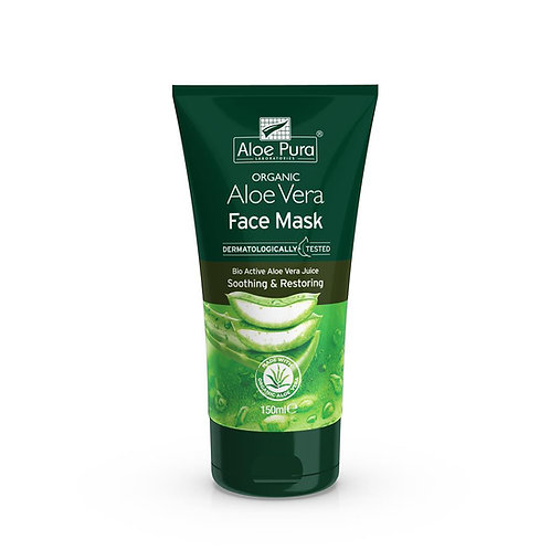 Aloe Pura Aloe Vera Face Mask - 150ml