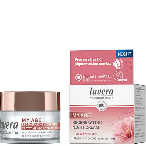 Lavera My Age Regenerating Night Cream