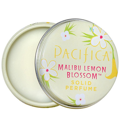 Pacifica Lemon Blossom Solid Perfume