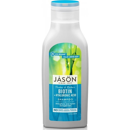 Jason Restorative Biotin Shampoo - 429ml