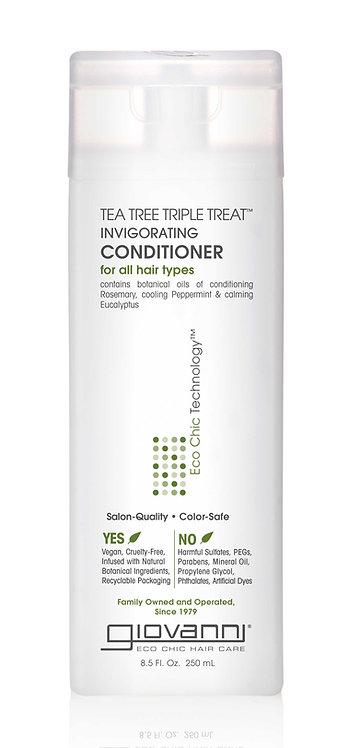 Giovanni Tea Tree Triple Treat Invigorating Conditioner