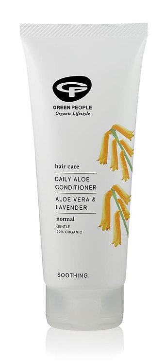 Green People Aloe Conditioner - 200ml