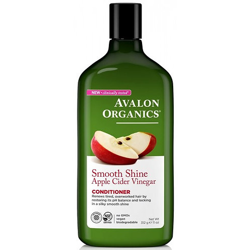 Avalon Organics Smooth Shine Apple Cider Vinegar Conditioner