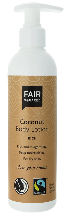 Fair Squared Body Lotion - Coconut