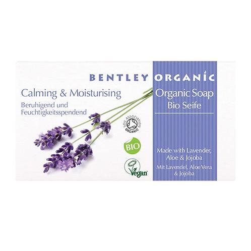 Bentley OrganicCalming & Moisturising Soap Bar - 150g
