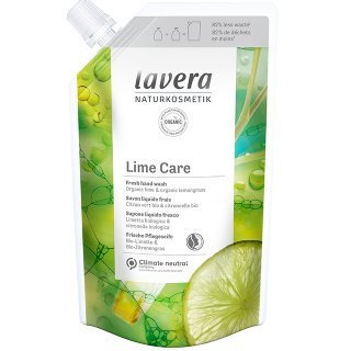 Lavera Lime Care Hand Wash - Refill - 500ml
