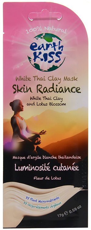 Earth Kiss White Thai Clay Mask Skin Radiance
