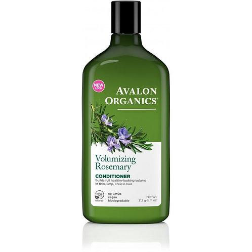 Avalon Organics Volumising Rosemary Conditioner - 312g