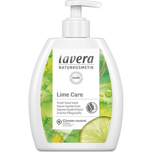 Lavera Lime CareHand Wash - 250ml