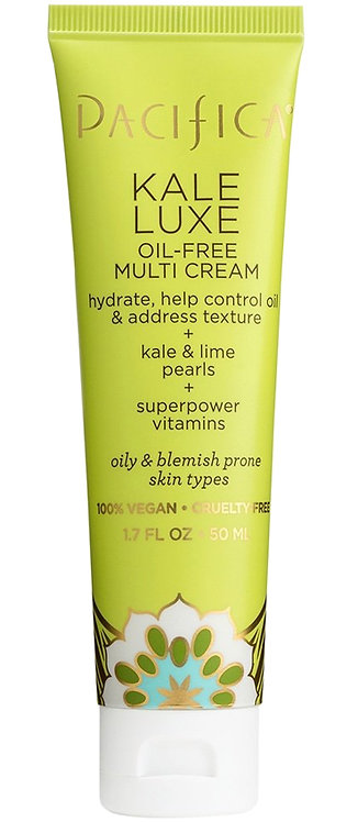 Pacifica Kale Luxe Oil Free Multi Cream