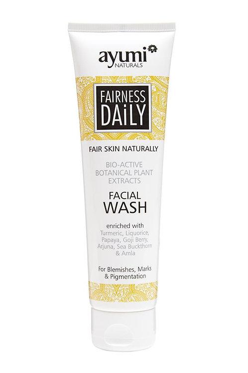 Ayumi Fairness Daily Face Wash - 150ml